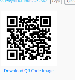 Click the download QR code button to download the image to your computer.